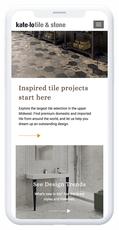 Kate-Lo Tile & Stone Project